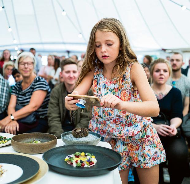 Pokazy sztuki kulinarnej na Copenhagen Cooking & Food Festival