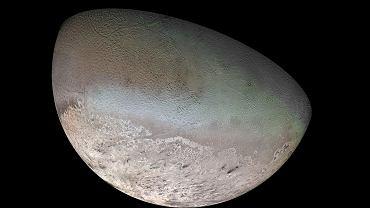NASA może wysłać sondę kosmiczną do księżyca Neptuna. Ma zbadać podpowierzchniowy ocean Trytona
