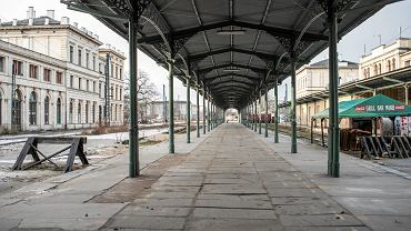 Władze Dolnego Śląska złożyły wniosek do rządowego programu Kolej + i chcą uruchomić pociągi z Dworca Świebodzkiego.