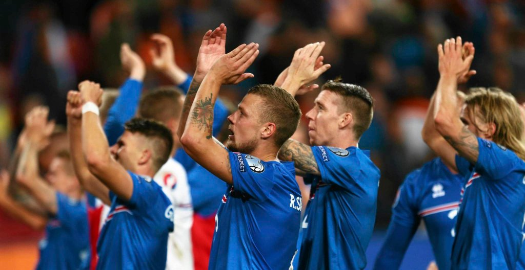 Piłkarze Islandii