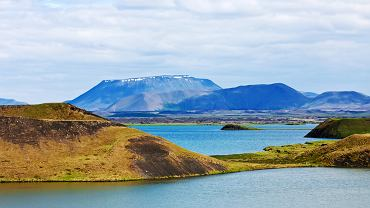 Islandia wycieczki, Jezioro Myvatn / Shutterstock