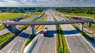 S17 Lubelska - Kołbiel, droga ekspresowa