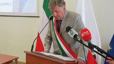Jan Tomaszewicz został honorowym obywatelem Gorzowa [ZDJĘCIA]