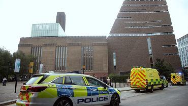 Londyn: Sześciolatek spadł z 10. piętra muzeum Tate Modern