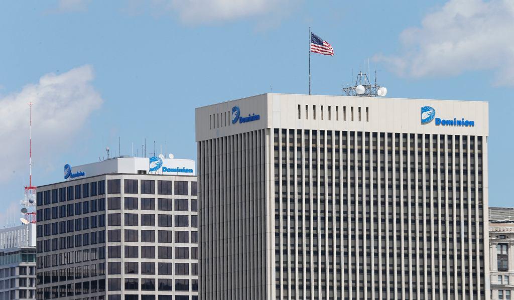 Siedziba Dominion Energy przejętego przez Warrena Buffetta