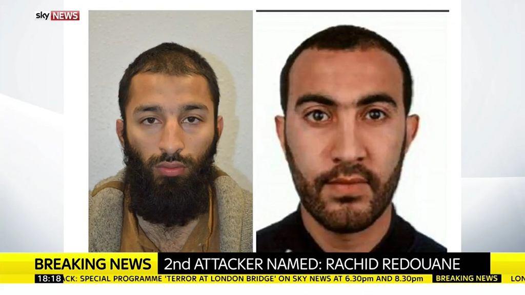 Zamach w Londynie. Khuram Butt i Rachid Redouane sprawcami