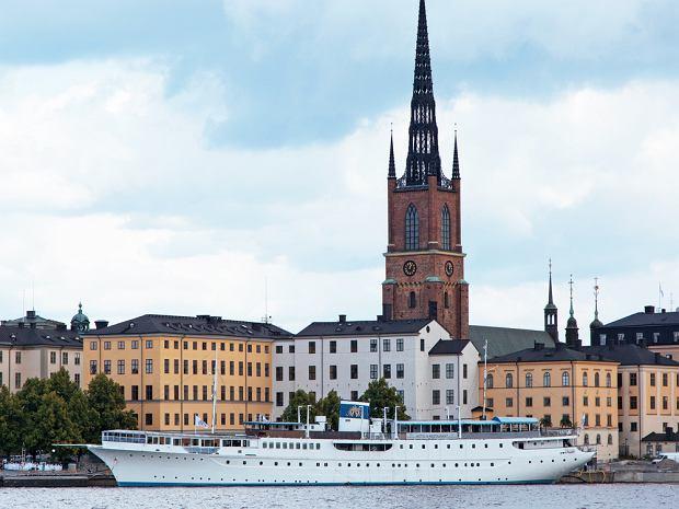 Malardrottningen Yacht Hotel w Sztokholmie