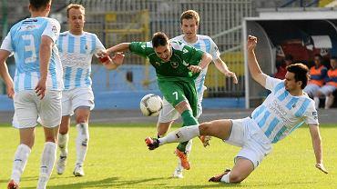 Olsztyn. Stomil - GKS Katowice 0:0