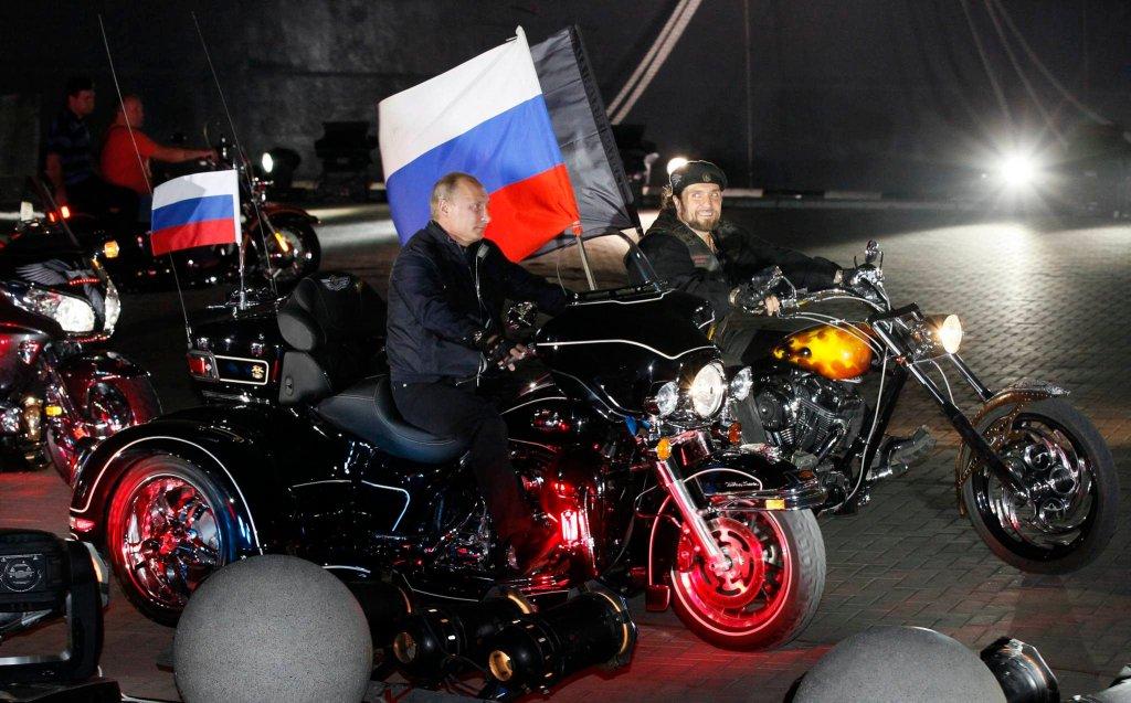 Władimir Putin z