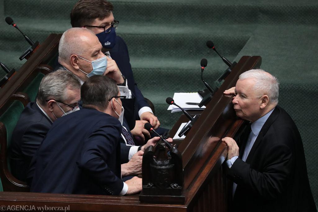 Narada PiS w Sejmie