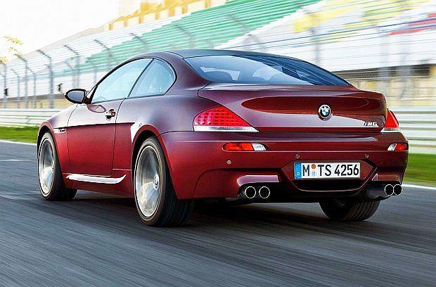 M6 przyspieszał do setki w czasie 6,2 sekundy