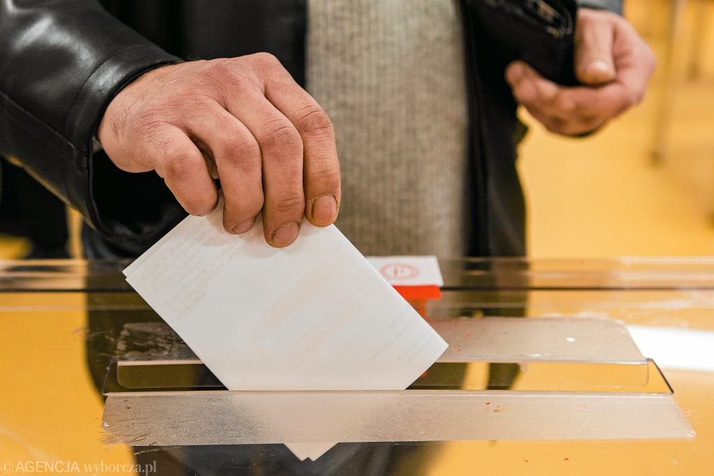 Toruń. Post w intencji wyborów parlamentarnych