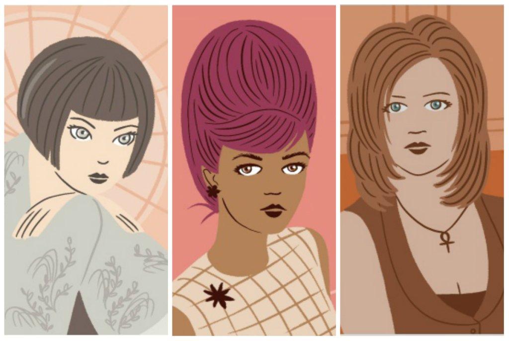 Najmodniejsze fryzury XX wieku w 2 minuty