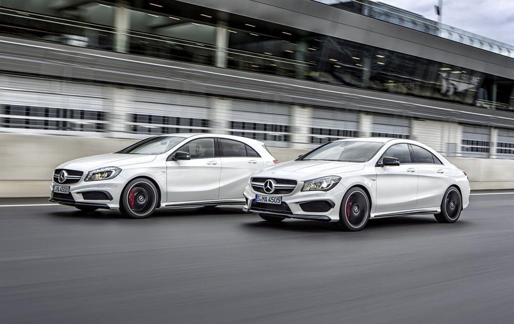 Mercedes-AMG A 45/ CLA 45