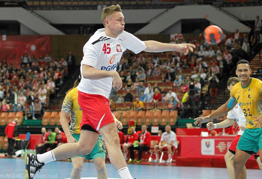 mecz Polska - Brazylia w Spodku