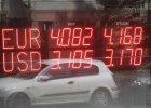 Euro potanieje, dolar podrożeje. A złoty? Ekspert: Polski złoty pozostanie stabilny