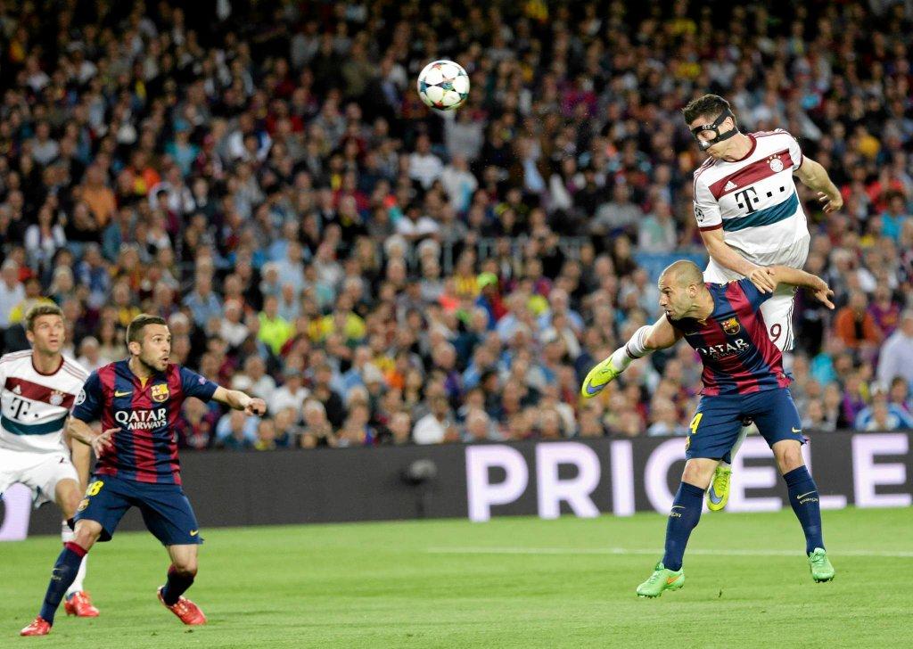 Barcelona - Bayern 3:0