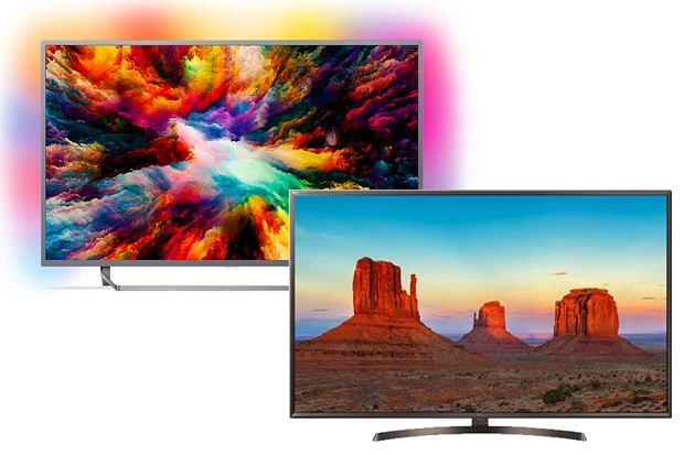 Telewizory w promocyjnych cenach