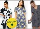 Sukienki a la przedłużone tiszerty - ponad 90 propozycji na lato