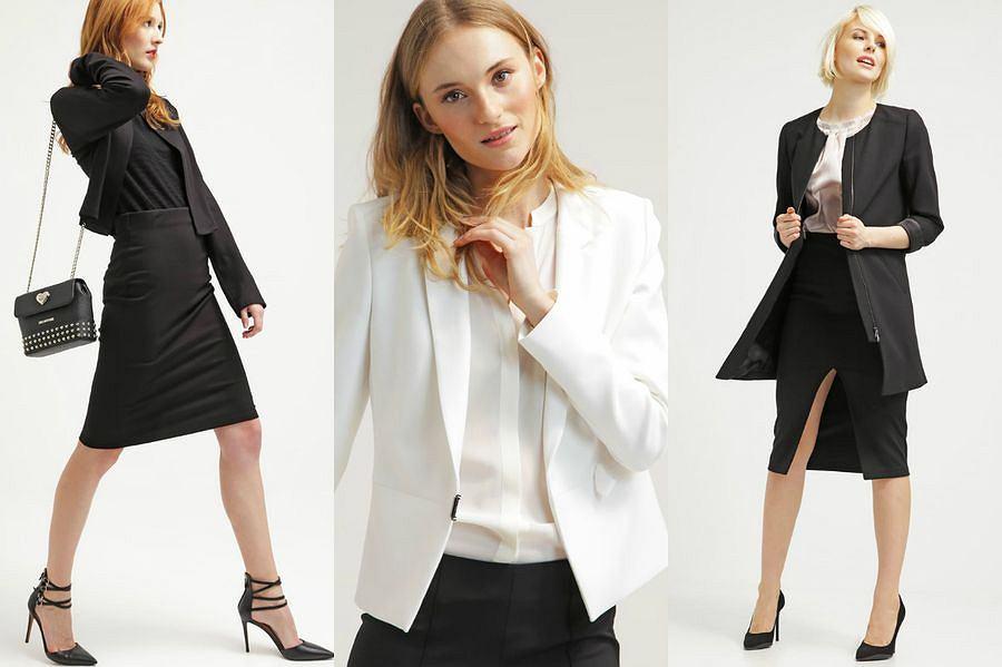 Stylizacje biurowy dress code