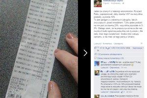Pokazała na FB paragon: To codzienne zakupy, Petru ich nie robi... Co na to internauci?