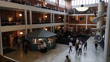 Liceum sportowym Solna Gymnasium w Sztokholmie