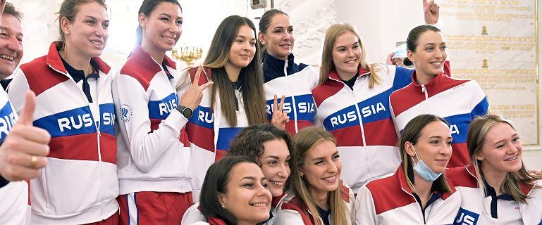 Burza wokół strojów Rosjan na igrzyskach w Tokio. Witold Bańka grzmi