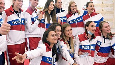 Rosyjscy sportowcy mają w Tokio bardzo uważać i unikać trudnych tematów