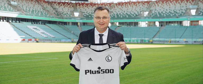 Czesław Michniewicz nowym trenerem Legii!
