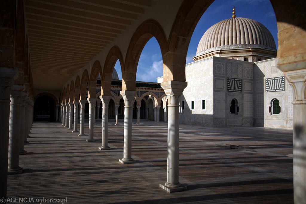 Tunezja, mauzoleum Habiba Burgiby
