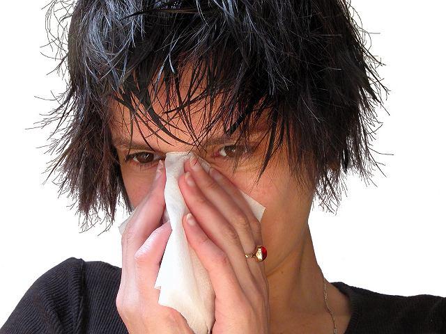 Kichanie i katar moga utrudnić codzienne funkcjonowanie