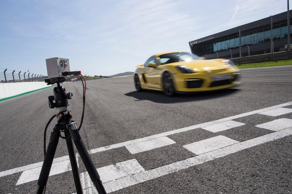 Porsche Track Precision | Aplikacja