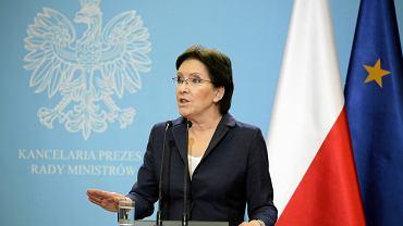 Spotkanie liderow partii w kancelarii premier Ewy Kopacz