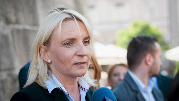 Agnieszka Ścigaj (zdj. z 2015 roku)