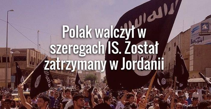 Zatrzymany to Adrian Al-N., Polak urodzony w Niemczech