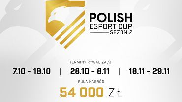 Kolejna edycja Polish Esport Cup rusza już 7 października!