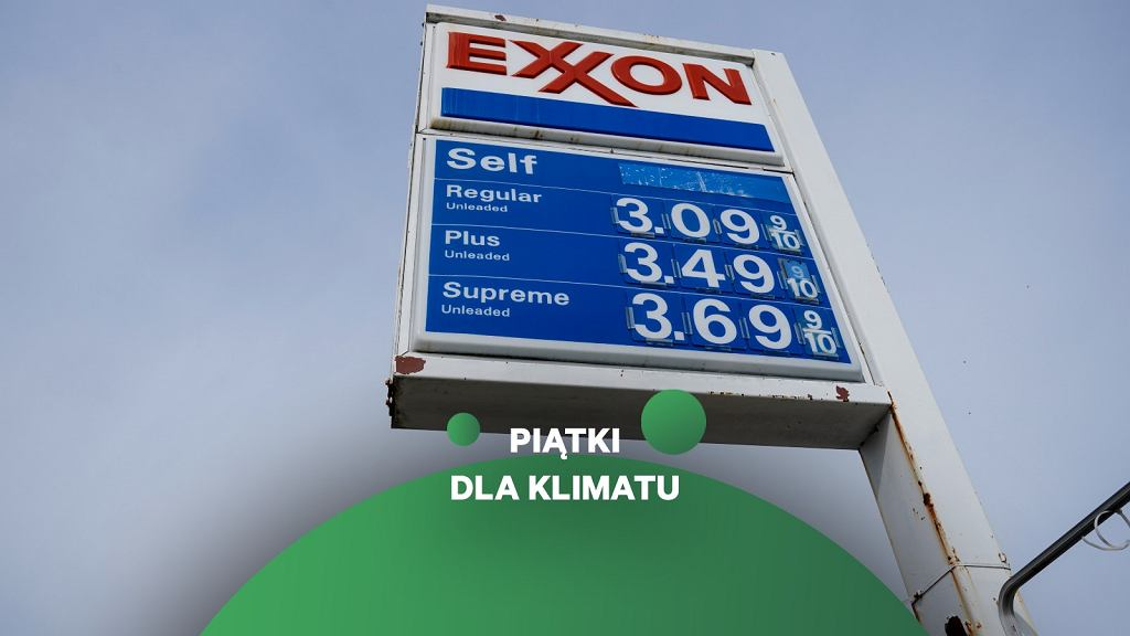 Stacja benzynowa Exxon