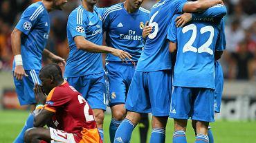 Real Madryt - Galatasaray Stambuł 6:1