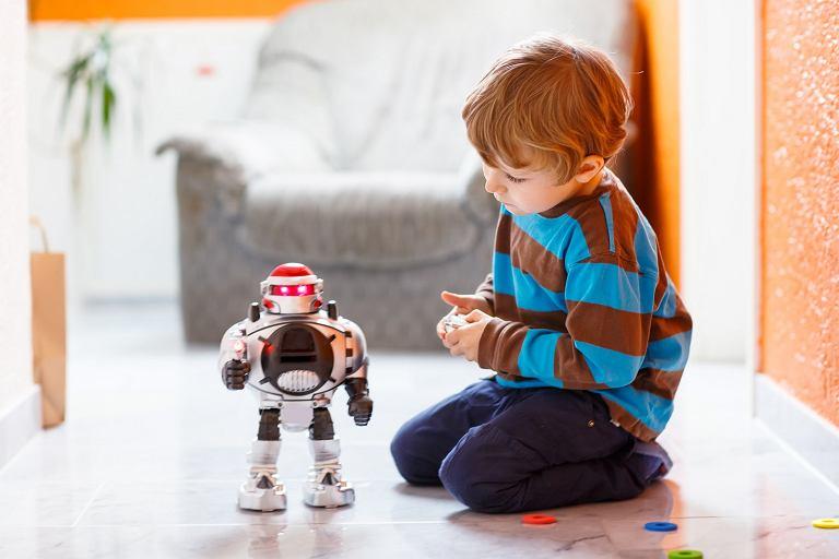 Roboty i zestawy konstrukcyjne