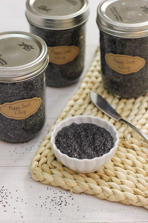 mak i pszenica to podstawowe składniki tradycyjnej kutii.