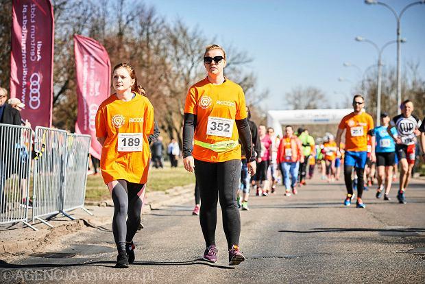 Zdjęcie numer 82 w galerii - Otwarcie sezonu biegowego w Łodzi.