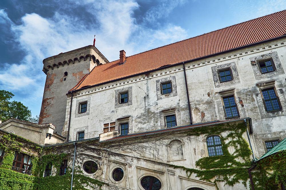 Zamek w Otmuchowie