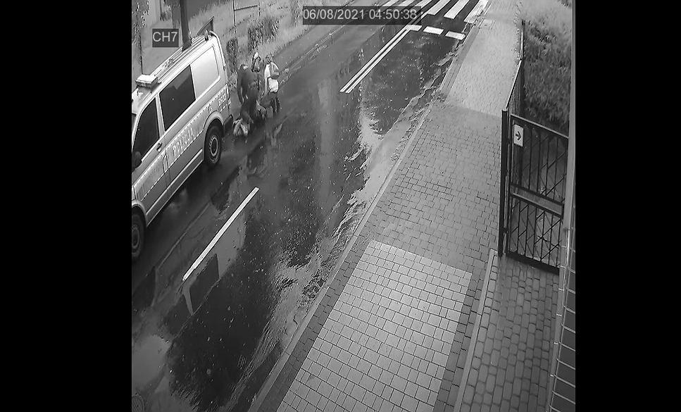 Lubin. Interwencja policji, po której zmarł 34-letni Bartek