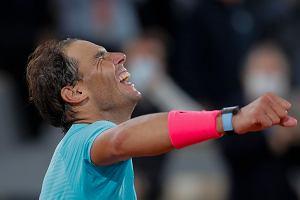 Spektakularny wyczyn Rafaela Nadala na Roland Garros! Pękła magiczna bariera