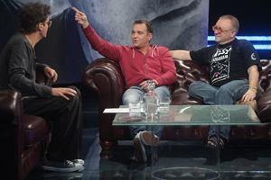 Kuba Wojewódzki, Jurek Owsiak, Radek Liszewski
