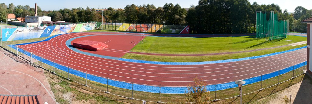 Stadion w Twardogórze