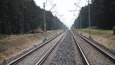 27-latek zginął na torach w Rybniku, potrącony przez pociąg relacji Bielsko-Biała-Wrocław. Zdjęcie ilustracyjne