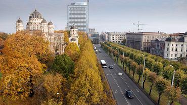Stolica Łotwy Ryga
