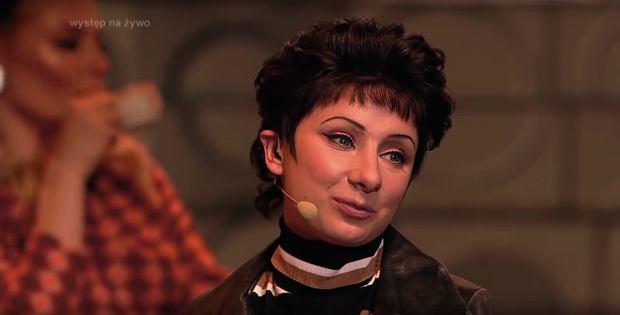 Kasia Ptasińska jako Kasia Sobczyk - Twoja Twarz Brzmi Znajomo