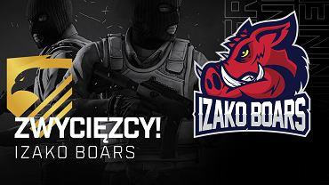 Izako Boars najlepszą ekipą pierwszej tury drugiego sezonu Polish Esport Cup 2020!
